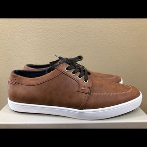 Also Leather Sneakers Men's Size 9